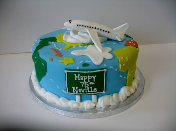 1000 images about travel cakes on pinterest travel cake for Birthday gifts for travel lovers